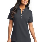 iron grey ladies polo
